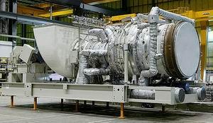 Газовая турбина Siemens - SGT-800
