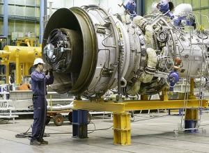 Газотурбинные установки - ГТУ – электростанции на основе газовых турбин