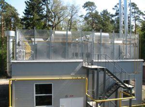 Микротурбины Calnetix – Elliott Energy — тепловые электростанции на крышах зданий